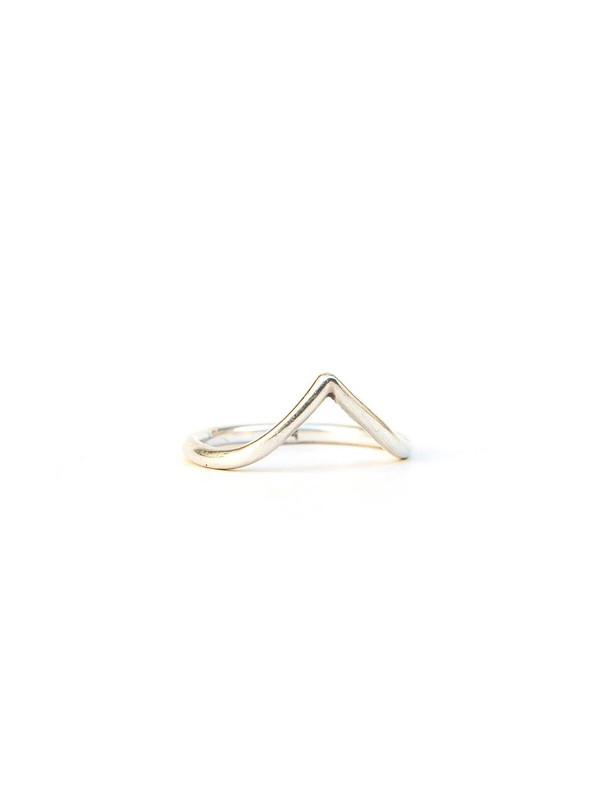 Dessa Sterling Silver Ring