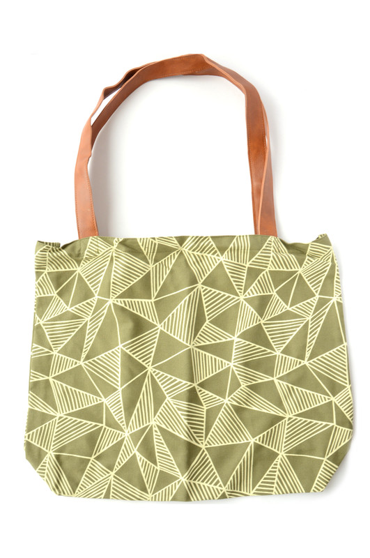 Jungle Vines  XL Tote