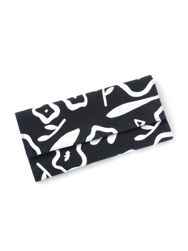 Dark Poppy Clutch Wallet