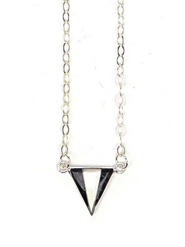 To The Point Pendant Necklace