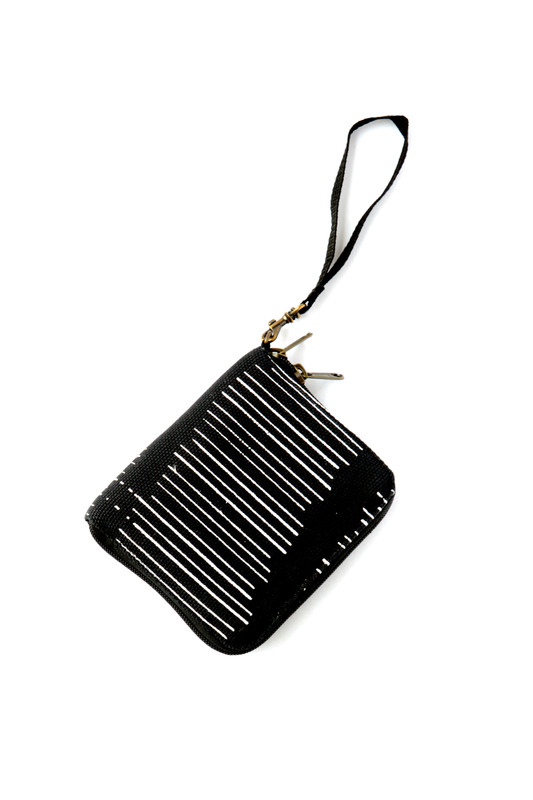 Pick Up Sticks Mini Zip Wallet