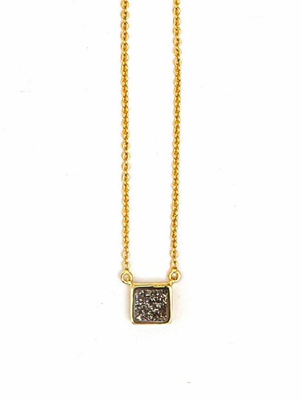 Marcasite Dazzle Necklace