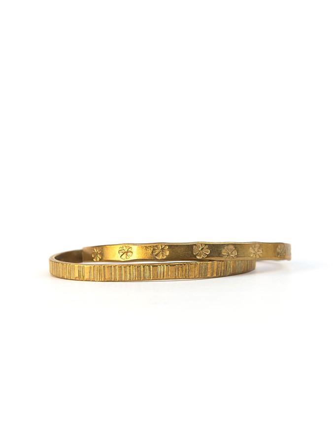 Dell Thin Cuff Bracelet