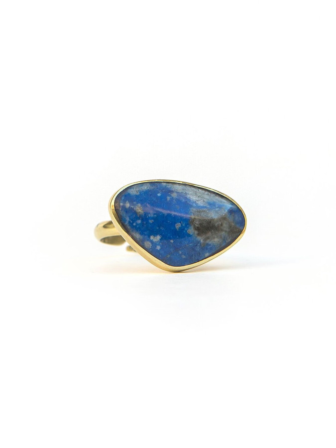 Fair trade lapis ring | Fair Anita