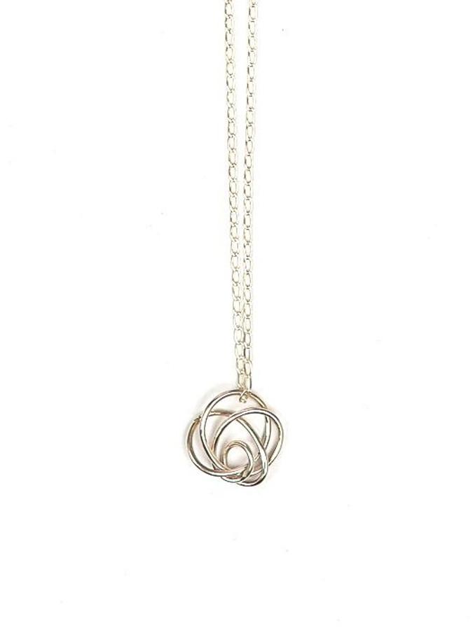 Fair trade sterling silver necklace | Fair Anita