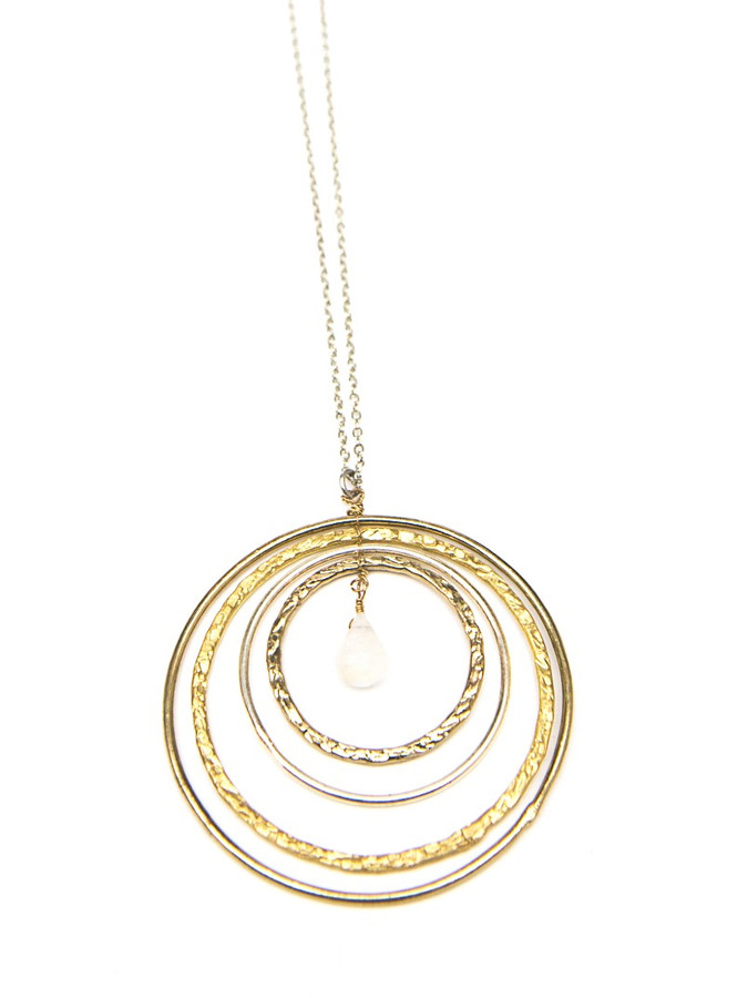 Layered Loop Necklace