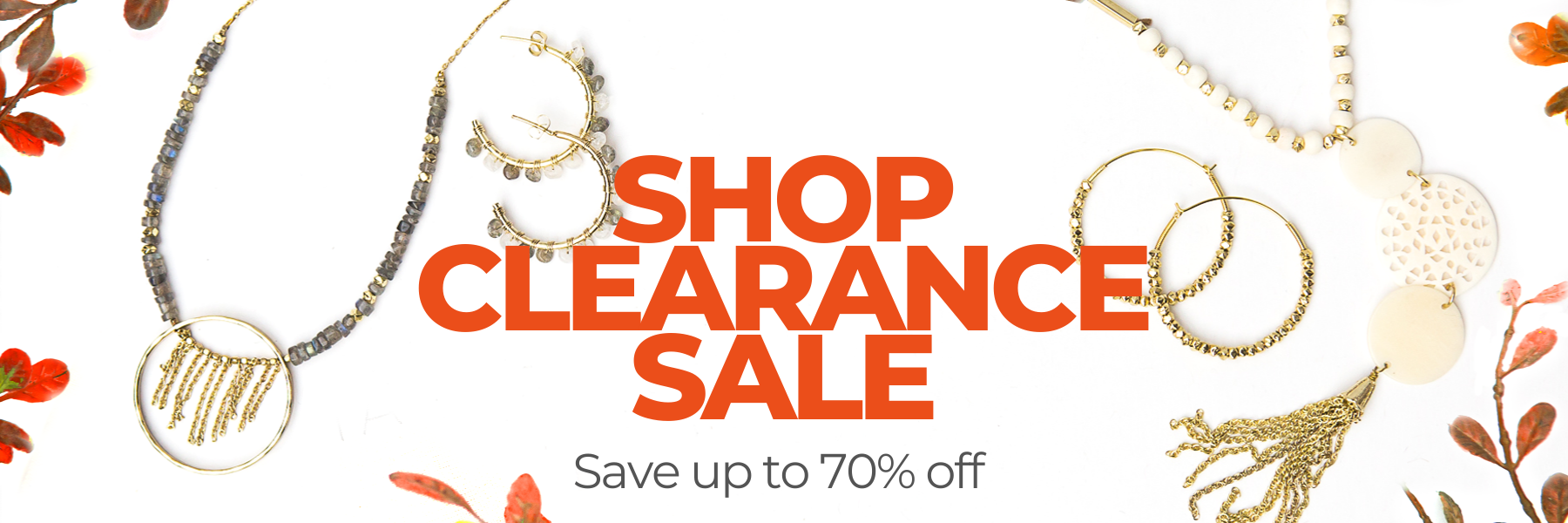 Shop Clearance Sale Up to 70% off | Fair Anita