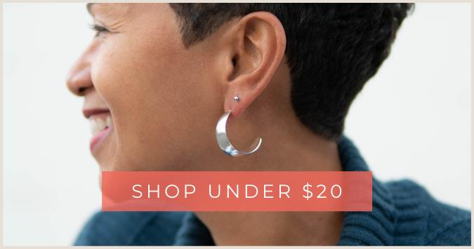 fair trade jewelry under $20, Fair Anita