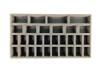 (Hordes) Privateer Press Hordes Bag Standard Half Tray Load Out (Black)
