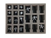 Primaris Marine Fast Attack and Elite Troop Foam Tray (BFL-2)