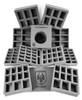 (Warmachine) Cygnar Half Tray Kit for the Warmachine Bag (PP.5)