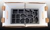 (Clearance) Battle Foam Medium Stacker Box Empty (Green)