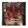 Time of Legends Joan of Arc Unleash Hell Expansion Game Box Foam Kit