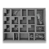 Age of Sigmar Lumineth Realm-Lords 15 Vanari Bladelords and Assorted Characters Foam Tray (BFL-2)