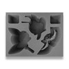 Age of Sigmar Chaos Be'lakor and Large Character Foam Tray (BFL)