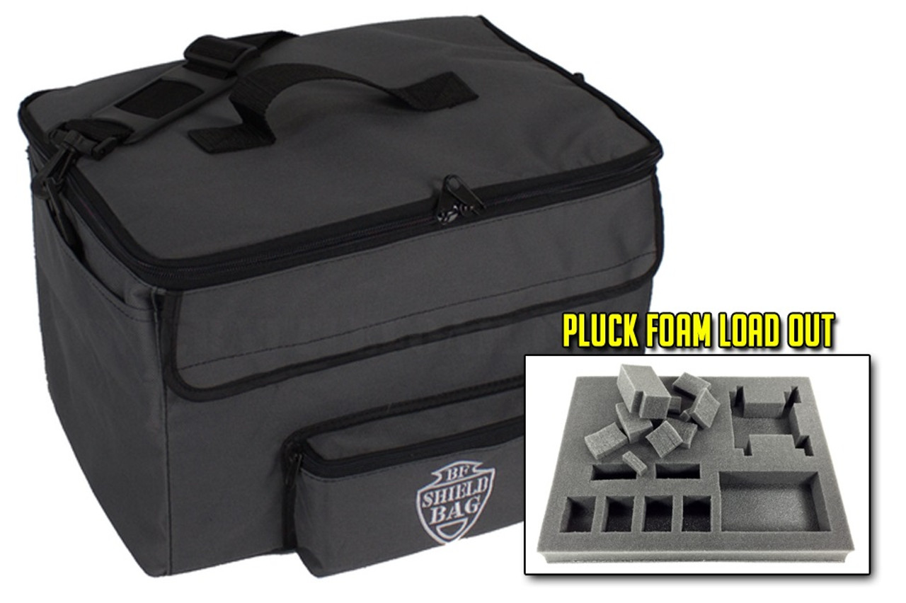 Bf Shield Bag Pluck Foam Load Out Battle Foam Anyone who has purchased the battlefoam pluck foam, how is the quality? bf shield bag pluck foam load out