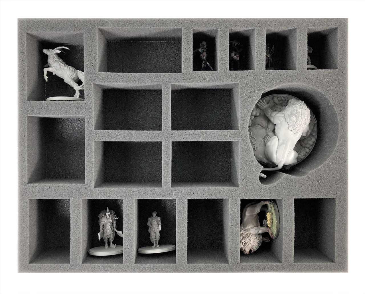Kingdom Death White Gigalion And Large Model Foam Tray Bfl 2 5 Battle Foam I noticed that battlefoam makes custom trays and i was wondering if anyone had tried out any of them? battle foam