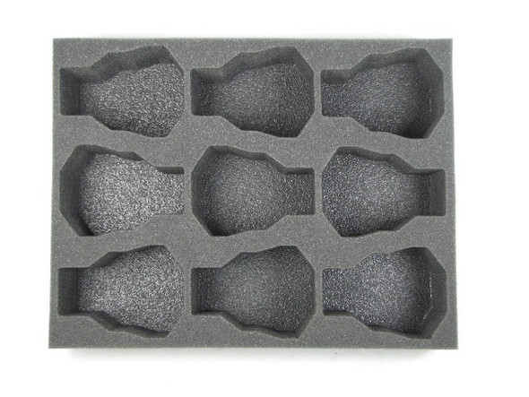(Space Marines) 9 Land Speeder Foam Tray (SM18BFL-3)