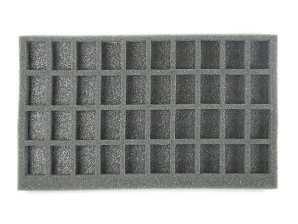 (5 Pack) 40 Troop Foam Tray (SD)