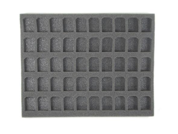 (Hobby) 50 GW Paint Pot Foam Tray (BFL-1)