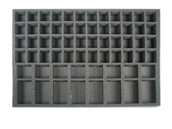 (Gen) 48 Small Model 16 Large Model Troop Foam Tray (BFL-1.5)