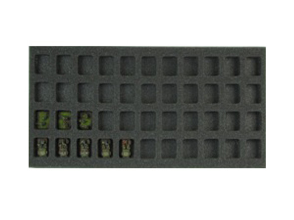 (Gen) Flames of War 44 HQ Foam Tray (BFM-1)