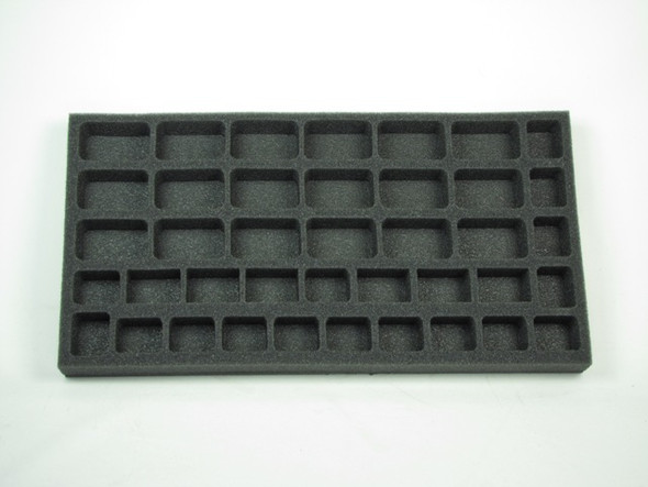 (British) Flames of War British Rifle Company Foam Tray (UK04BFM-1)