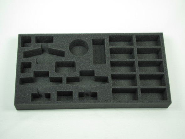 (FMG) Flames of War Firestorm Market Garden Allied 3 Foam Tray (FMG04BFM-1.5)