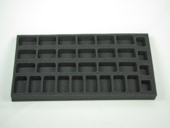 (FMG) Flames of War Firestorm Market Garden German Infantry Foam Tray (FMG05BFM-1)