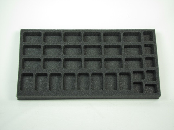 (German) Flames of War German Grenadierkompanie Foam Tray (G01BFM-1)