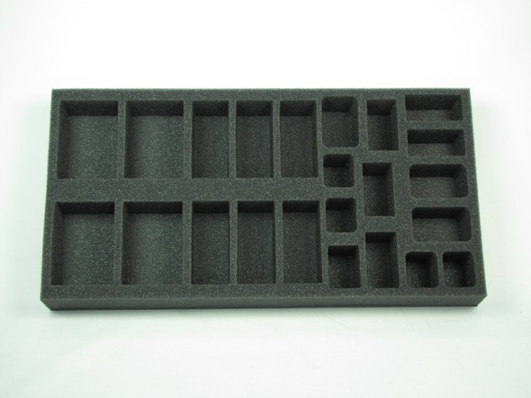 (US) Flames of War US 3rd Infantry Division Support Foam Tray (US04BFM-1.5)