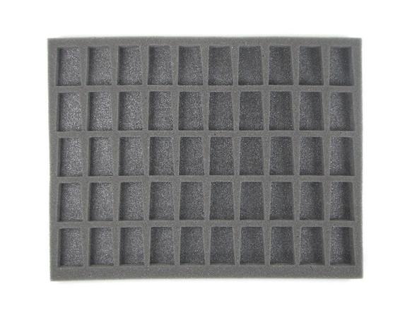 (Hobby) 50 P3 Paint Foam Tray (BFL-1)