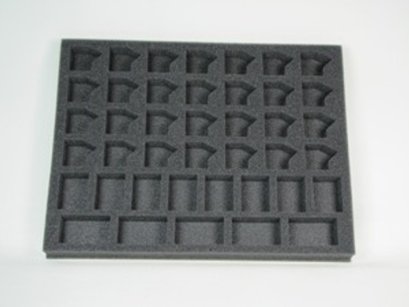 (Tau) Tau Troop Foam Tray (BFL)