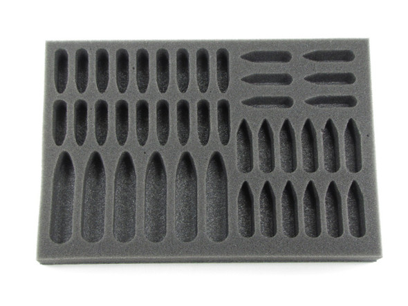 Prussian Medium and Small Ship Foam Tray (BFS-1)