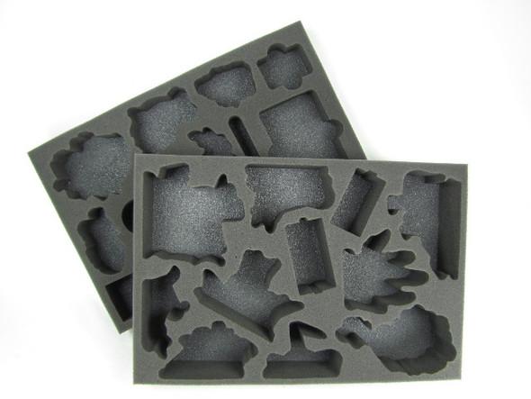 Game Box Sea Fleet Foam Kit