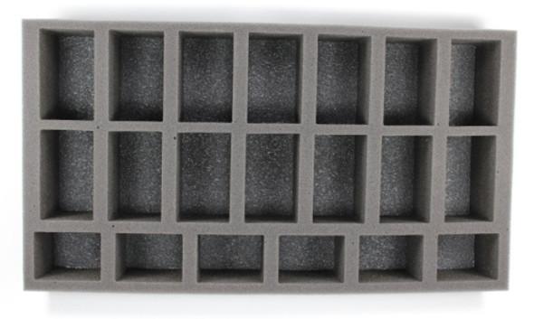 (W/H) Warmachine/Hordes Tall Model Foam Tray (PP-2)