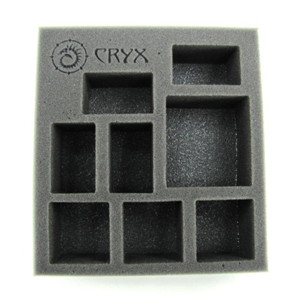 Cryx Starter Demo Half Foam Tray (PP.5-2)