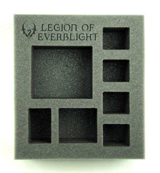 Legion of Everblight Starter Demo Half Foam Tray (PP.5-2.5)
