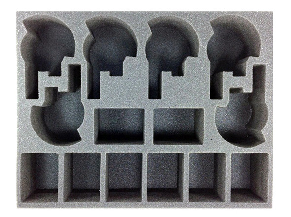 (Tau) 6 New Broadside 8 Crisis Suit Foam Tray (BFL-3)