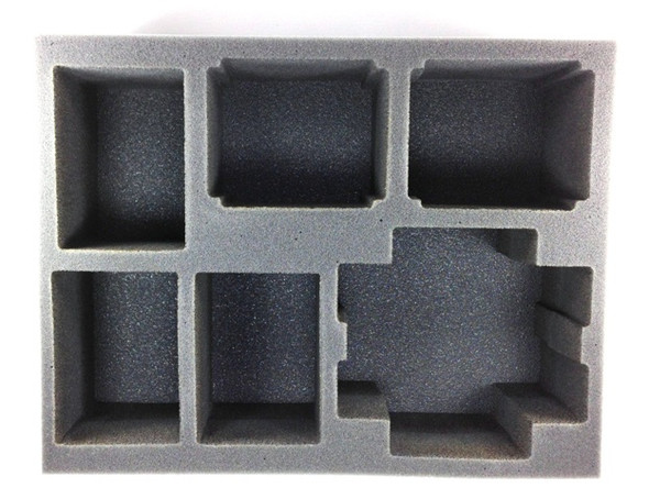 Space Marine Heavy Support Vehicle Foam Tray (BFL-4)