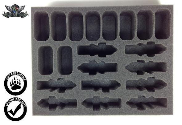 (30K) Fast Attack Foam Tray (BFL-2.5)
