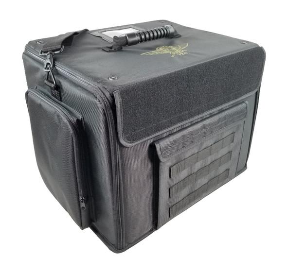 (720) P.A.C.K. 720 Molle Bag Empty (Black)