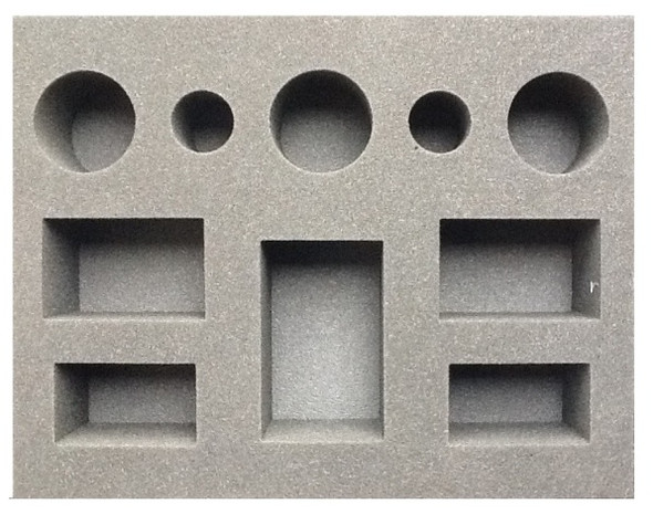 Generic Rectangles and Circles Foam Tray (BFL-2.5)