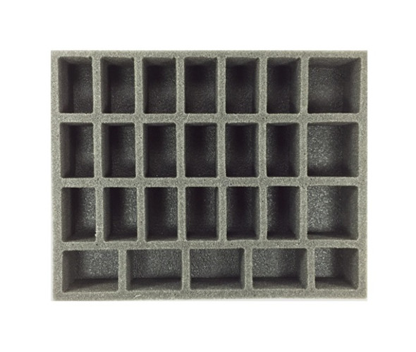 Skirmisher 28mm Troop Foam Tray (SK)