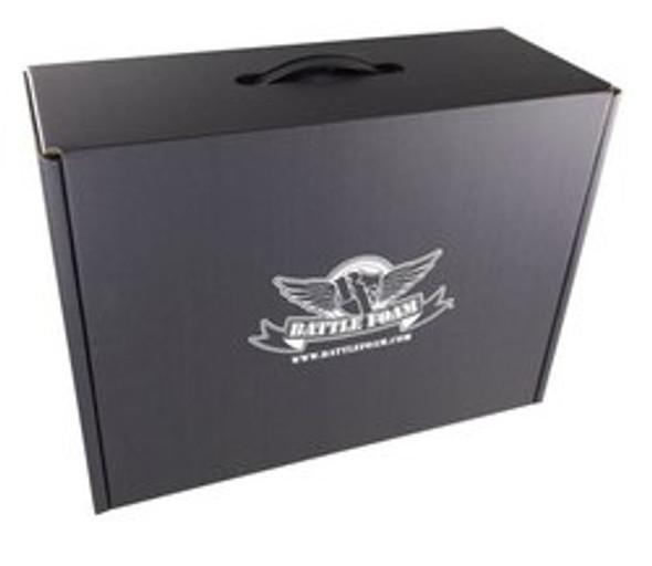 Battle Foam Eco Box Custom Load Out (Black)