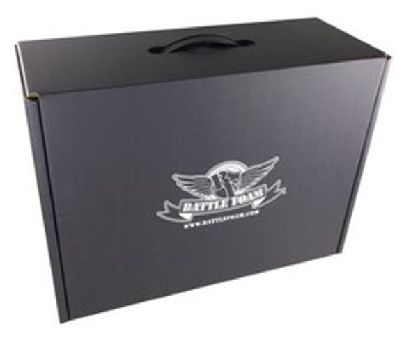 Battle Foam Eco Box Empty (Black)