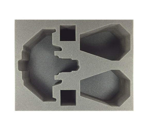 (30K) 1 Xiphon Fighter 2 Drop Pod Foam Tray (BFL)
