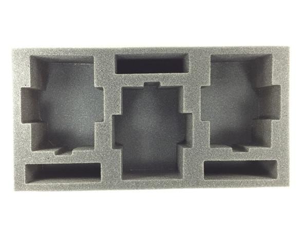 (Space Marine) 3 Predator Foam Tray (BFM-3)