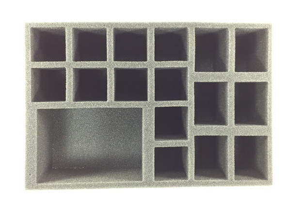 (Space Marine) 1 Rhino 6 Assault Marine 10 Troop Foam Tray (BFS-3)