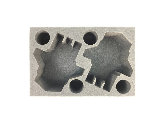 (Space Marine) 2 Stormtalon Foam Tray (BFS-3.5)